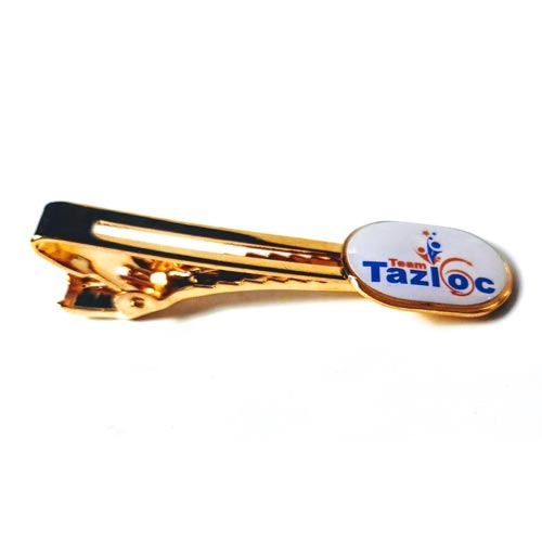 Gold Plated Tie Pins